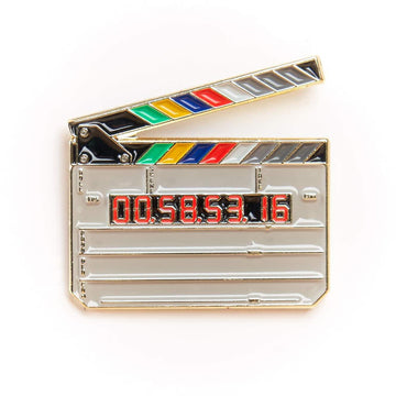 Clapperboard Pin Gold Variant