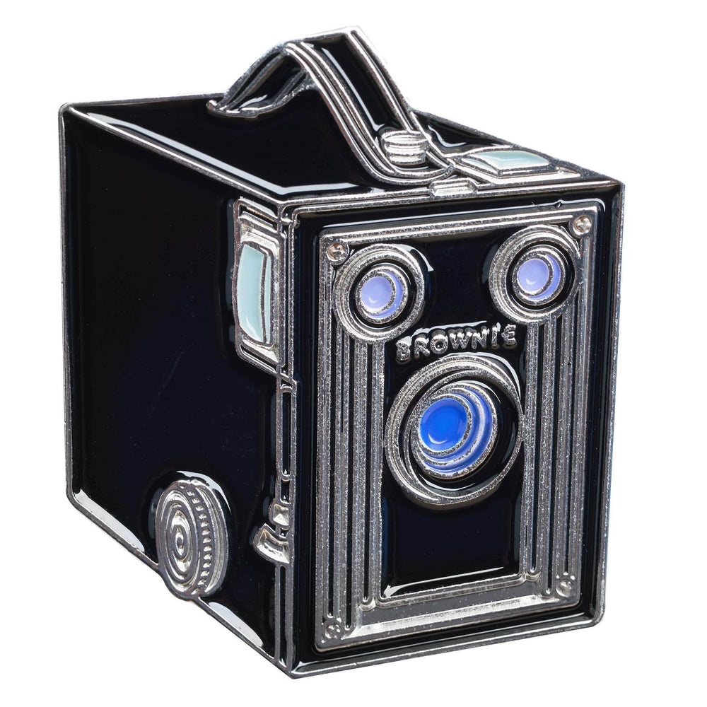 Brownie Camera Pin