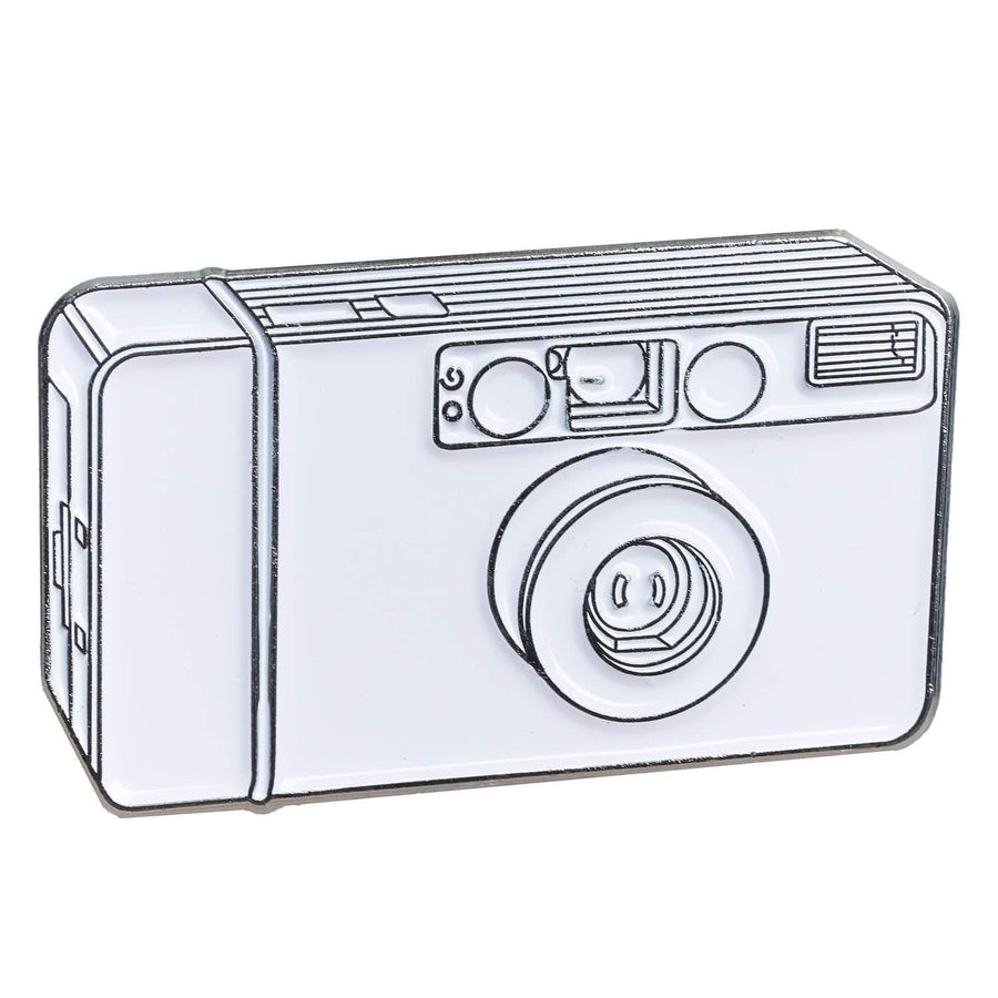 BIG mini 'Camera-Manual Style' Pin