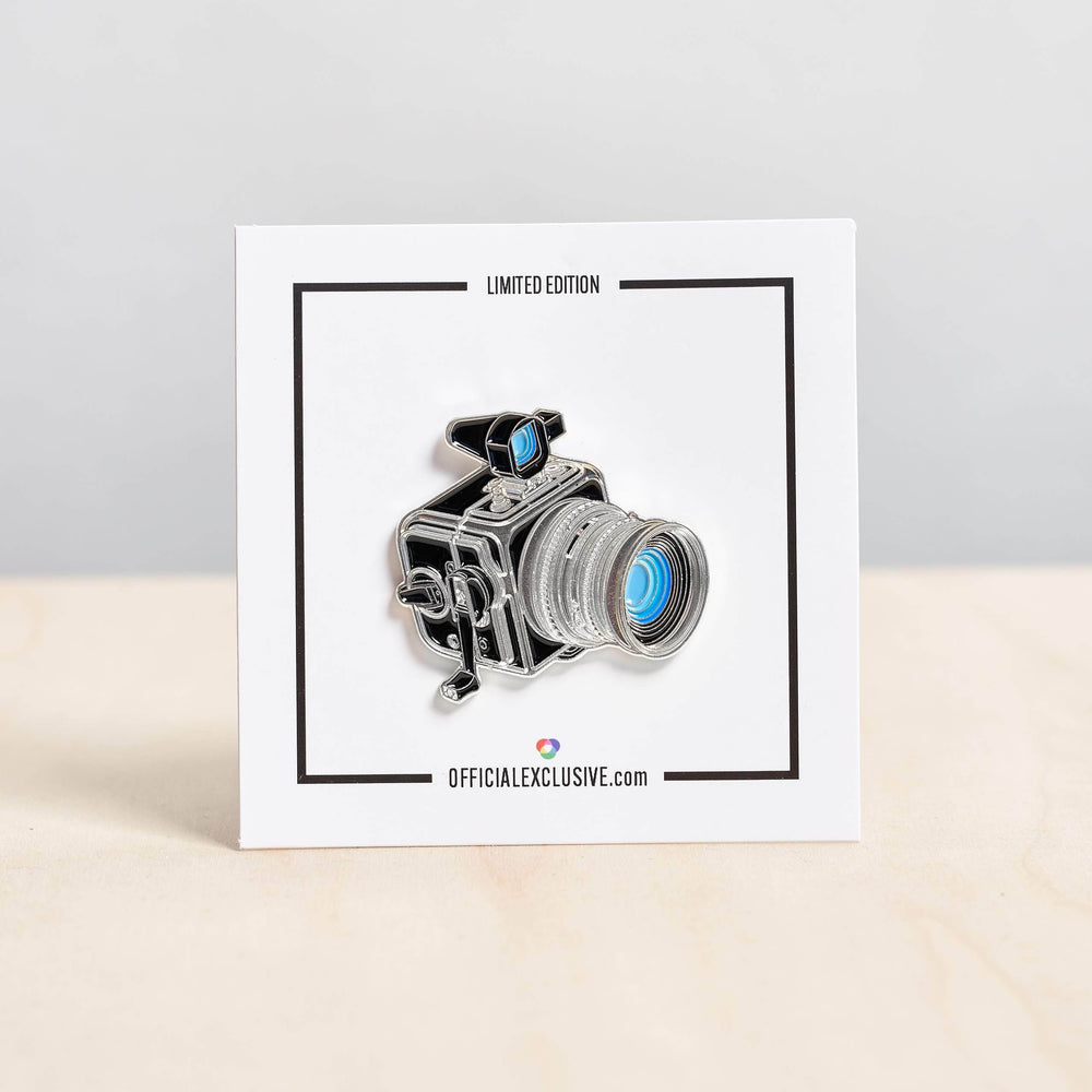 SWC Medium Format Camera #8 Pin