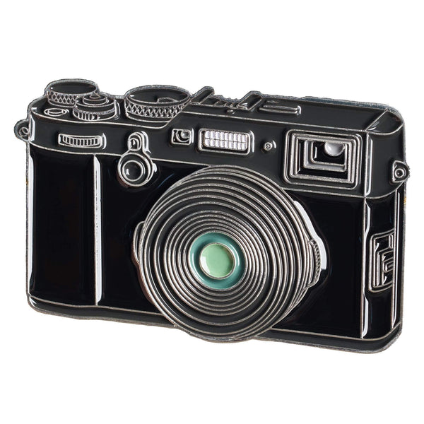 Digital Rangefinder Camera Pin #2 Black