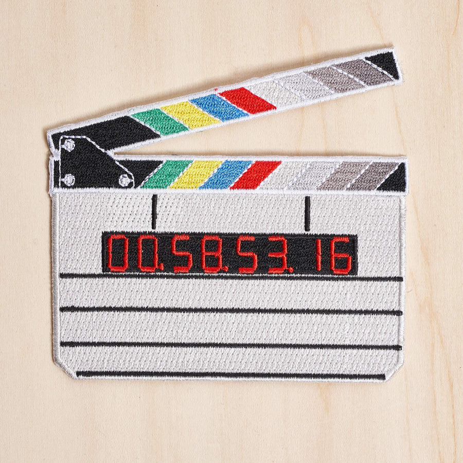 Clapperboard Patch