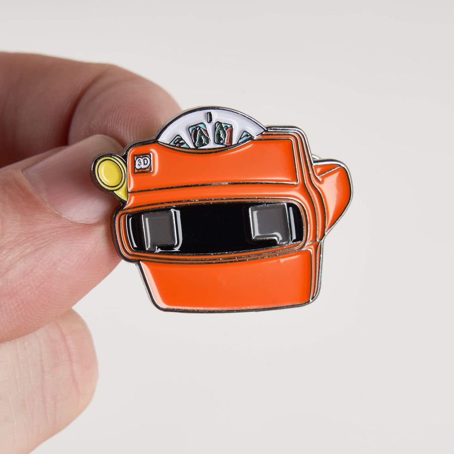 View Master Pin Orange