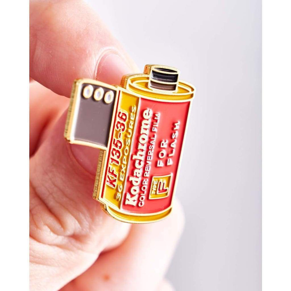 Classic Film Canister #1 Pin - Pin
