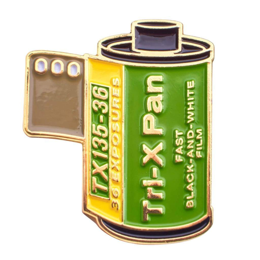 Classic Film Canister #2 Pin - Pin