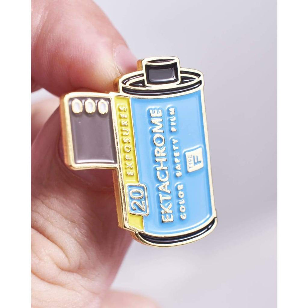 Classic Film Canister #3 Pin - pins