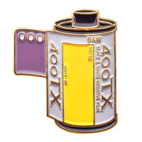 Film Canister #1 Pin - Pin
