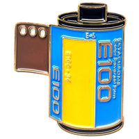 Film Canister #6 Pin - pins