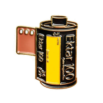 Film Canister #8 Pin - Pin