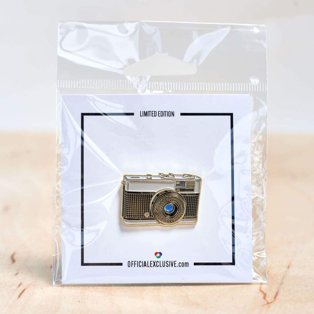 Fixed Lens Rangefinder #2 Pin - Pin