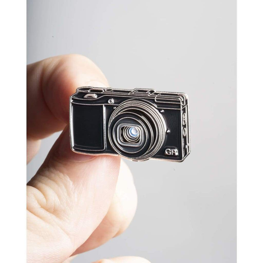 GR Digital Camera Pin - Pin