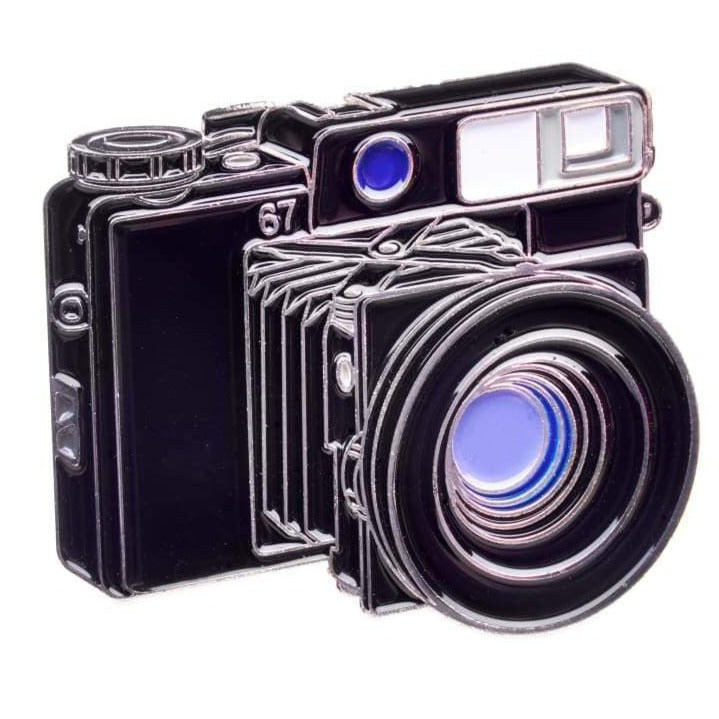 Medium Format Camera #7 Pin - pins