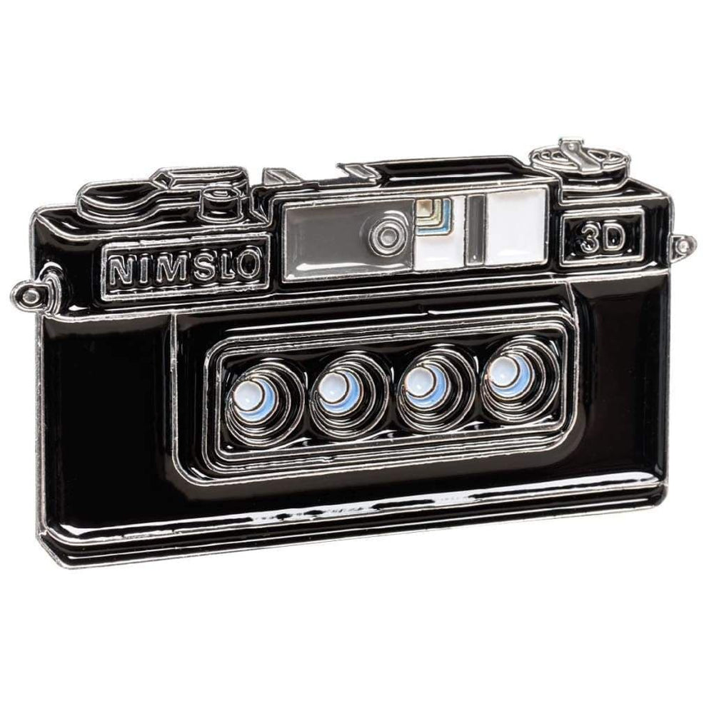 Nimslo 3D Camera Pin - Pin