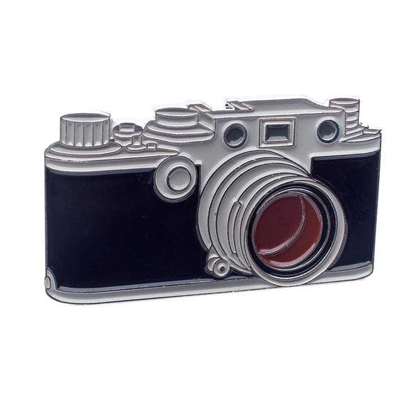 Old Rangefinder Camera Pin - Pin
