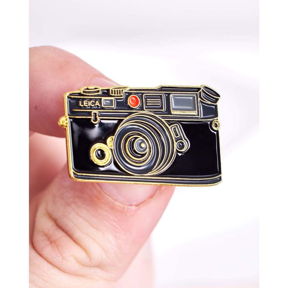 Rangefinder #1 Gold Camera Pin - Pin
