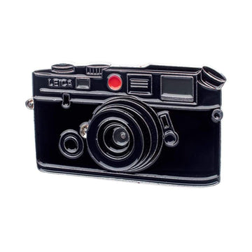 Rangefinder Camera #1 Pin - Pin