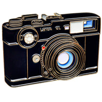 Rangefinder Camera #3 Pin - Pin
