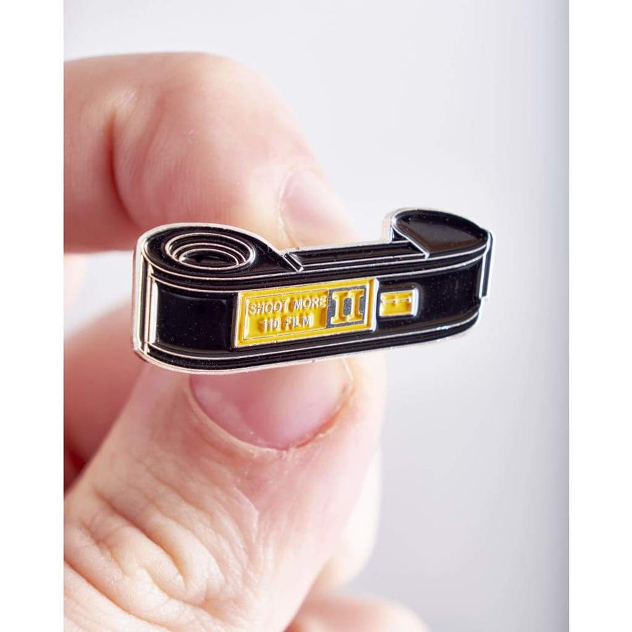 Shoot More 110 Film Pin - Pin