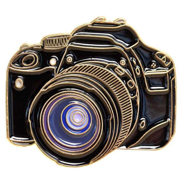 SLR Digital Camera Pin #1 - Pin