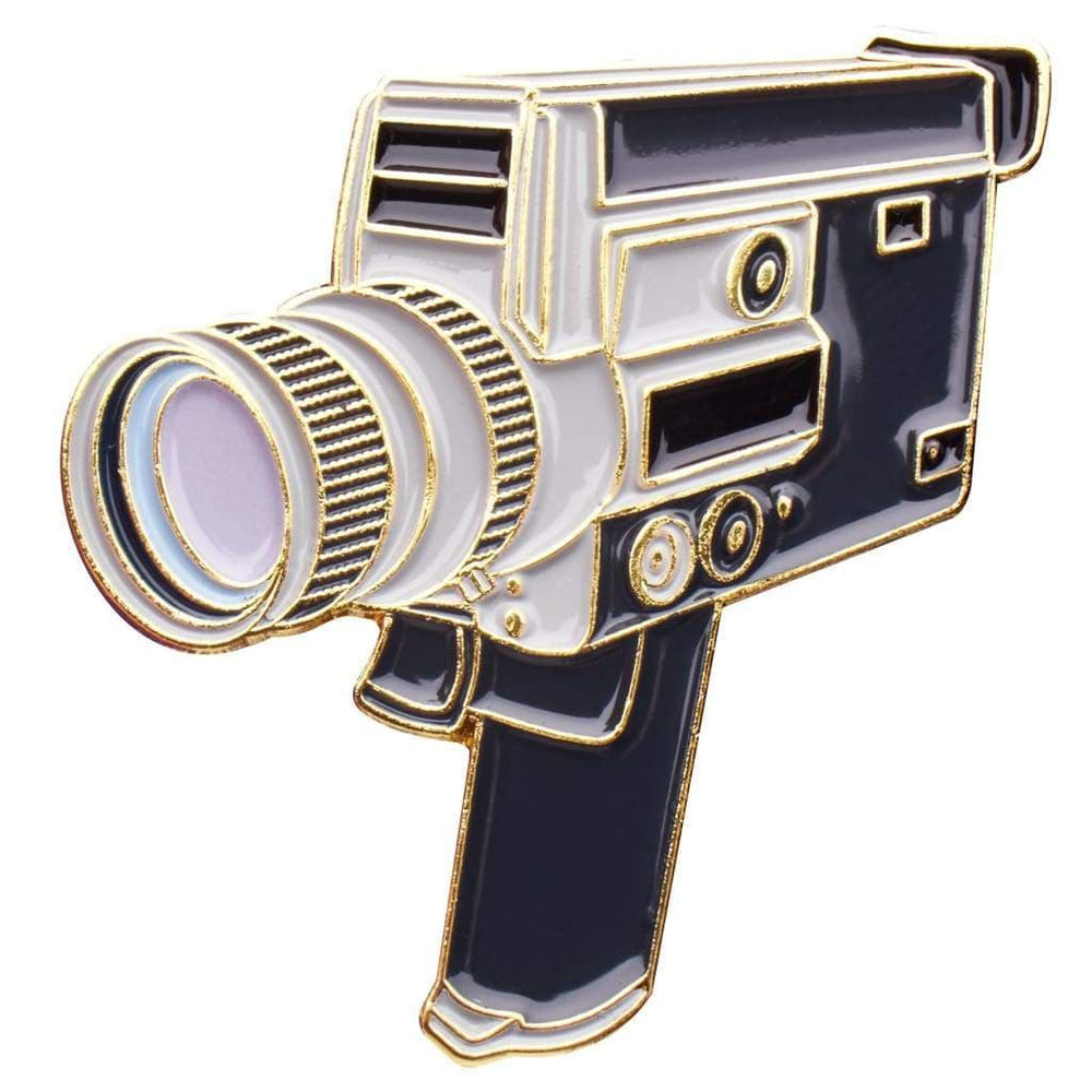 Super 8mm Camera #1 Pin - Pin