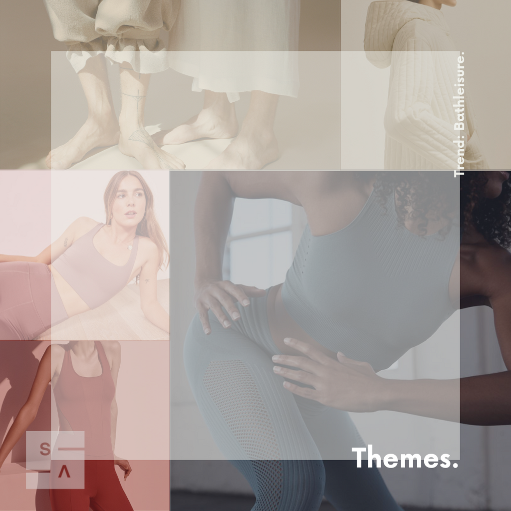 themes and styles in 2020 for activewear and leisure wear