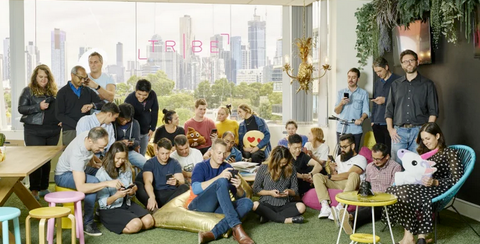 "Tribe co-founder Jules Lund said Instagram Checkout will be a ""game changer"". Credit:Kristoffer Paulsen"