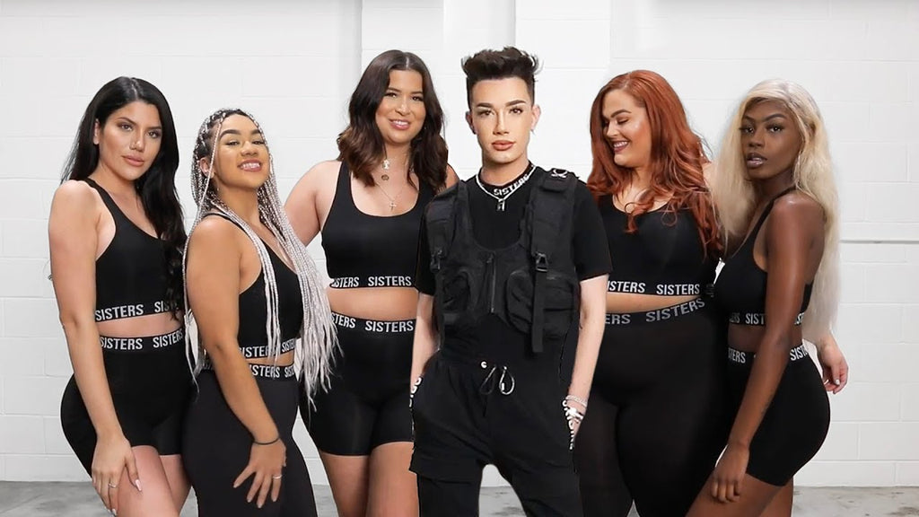 James Charles Sisters Apparel Lifestyle Brand