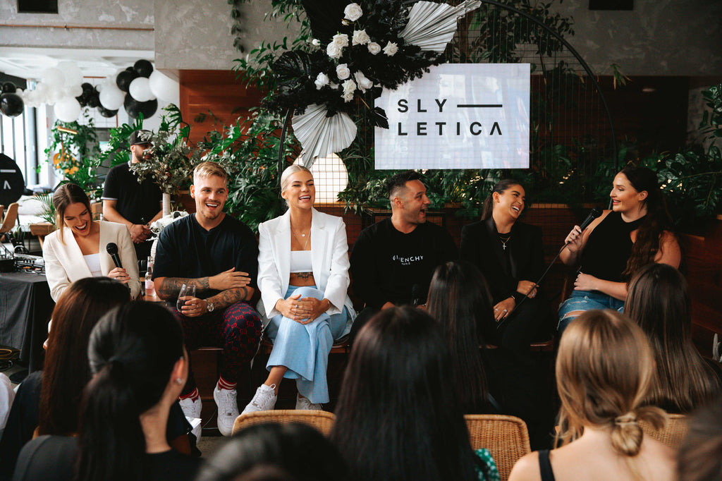 slyletica simon rawadi influencer event panel chloe szep