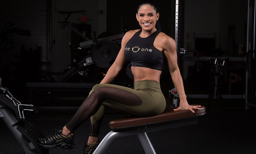 Michelle Lewin one0one activewear