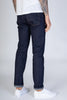 Basic Selvedge Slim/Straight Jeans (Indigo)