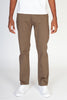 Slim Fit Twill 5-Pocket Pants (Light Olive)