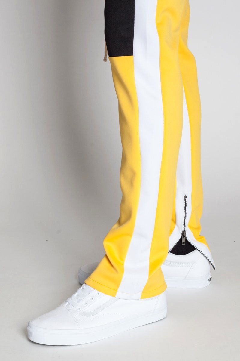 Techno Racing Pants (Yellow)