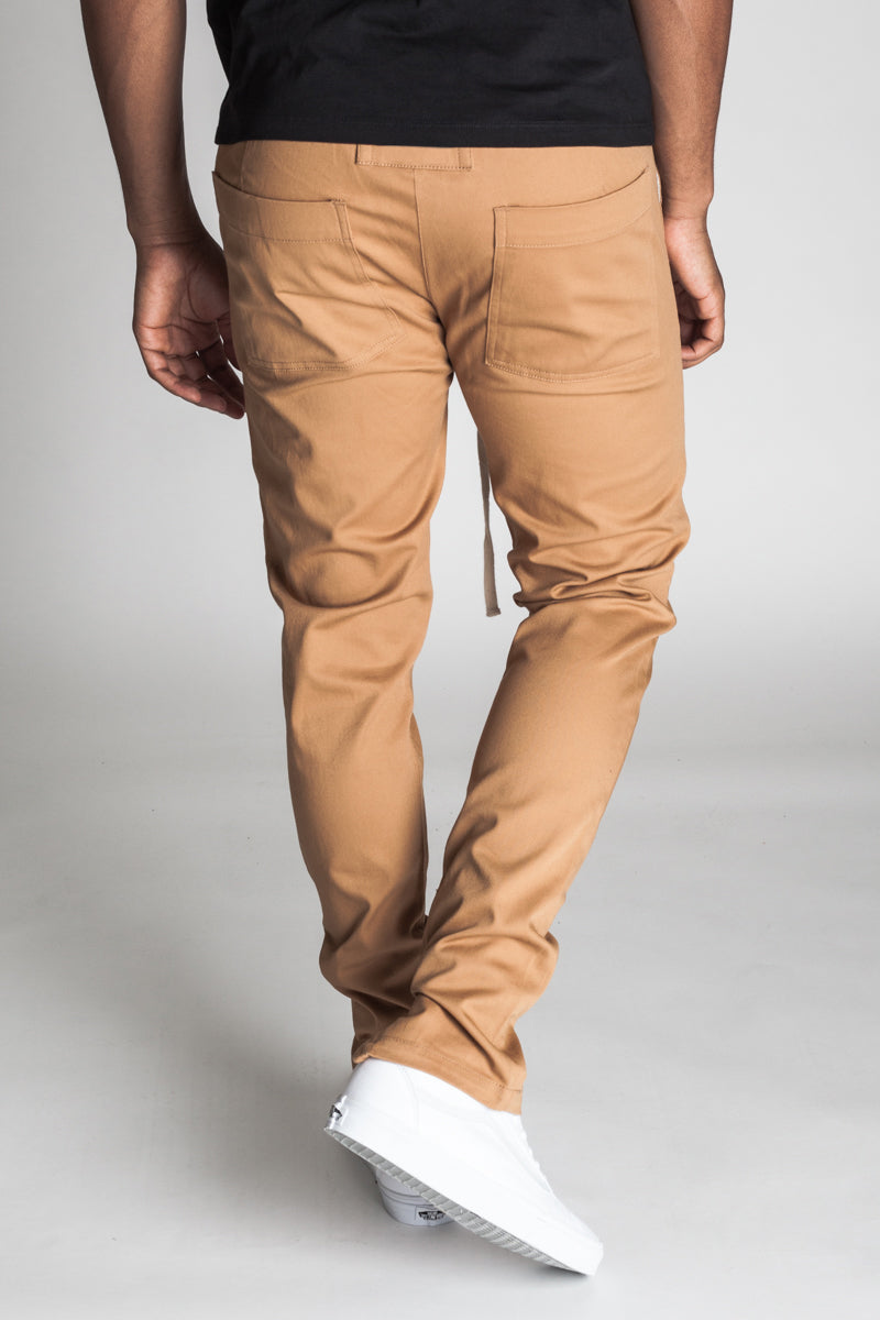 Ankle Zip Pants (Timber)