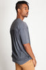 Short Sleeve Athletic Mesh Tee