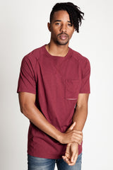 Raglan Pocket Tee