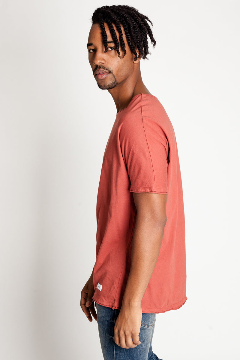 Short Sleeve Dolman Tee (Garment Dyed)