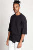 Colorblocked Tee (Black)