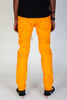 Destroyed Pants With Drawstring (Orange)