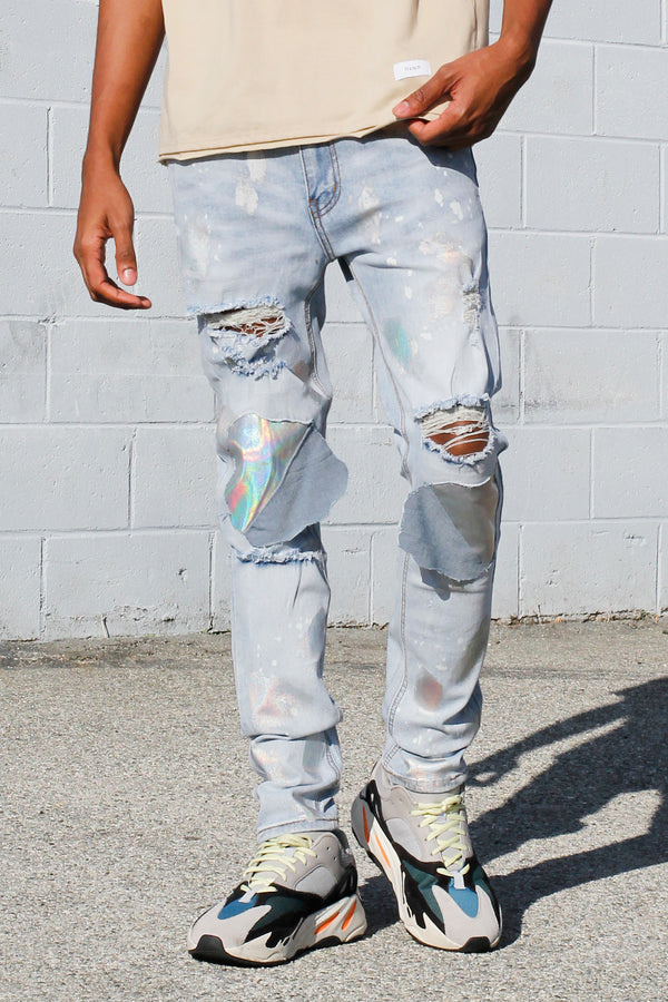 All Prism Jeans (Blue)