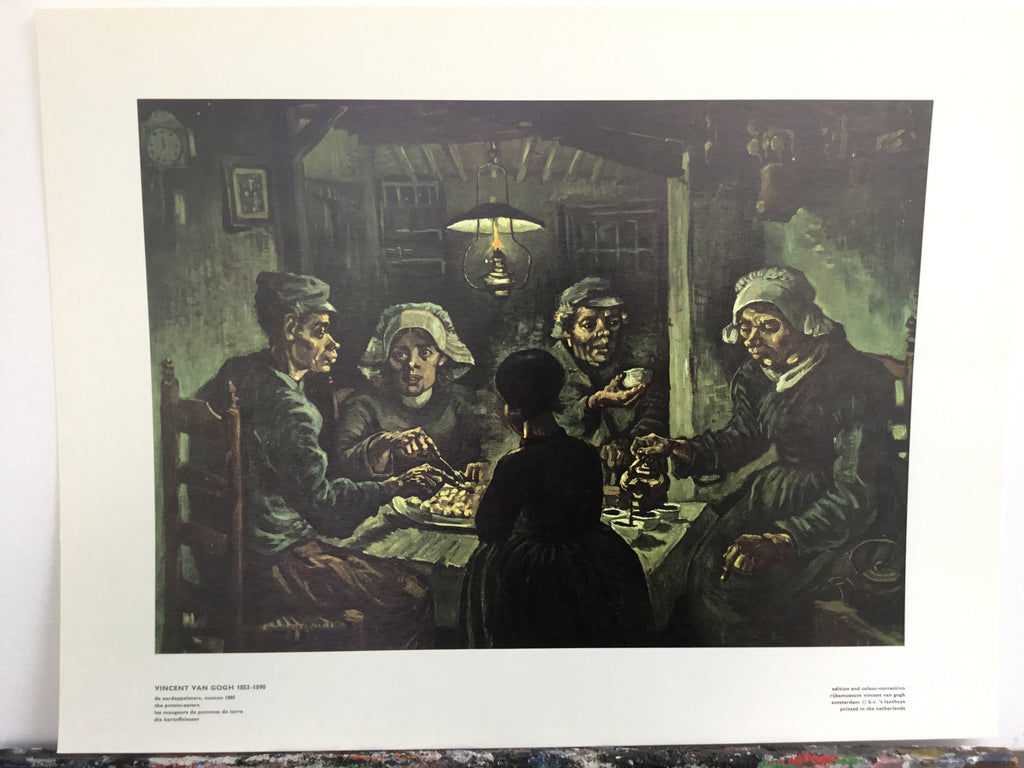 Special offer- Vincent Van Gogh collection of six prints