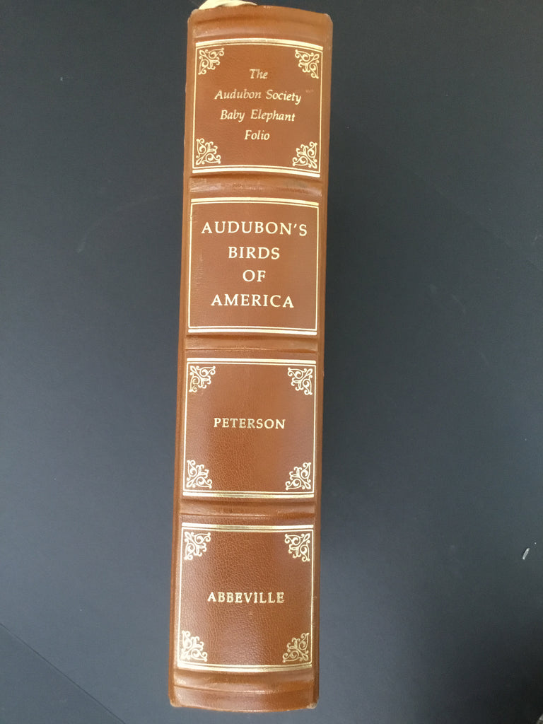 Audubon Birds of America, Abbeville Press