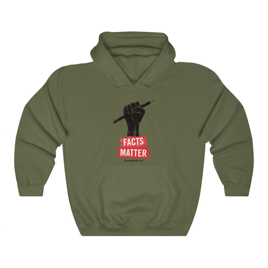 Facts Matter Unisex Hoody