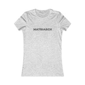 Matriarch Slim Fit Tee Black (+ colors)