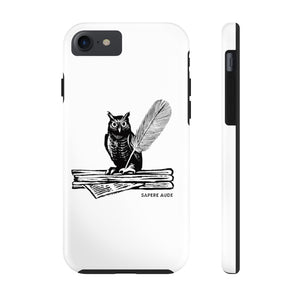 Sapere Aude (Day to Know) Case Mate Tough Phone Cases
