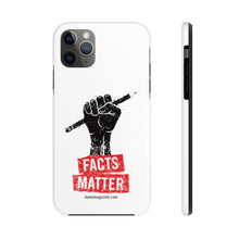 Facts Matter Case Mate Tough iPhone Cases