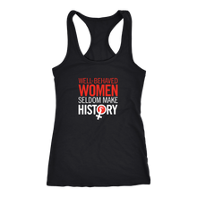 Well Behaved Women Razorback Tank