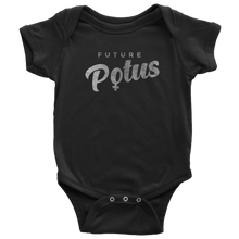 Future POTUS Onesie - Script (more colors available)