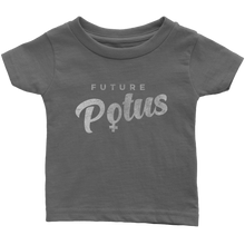 Future POTUS Toddler T Shirt - Script (more colors available)