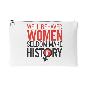 Well Behaved Women Pouch
