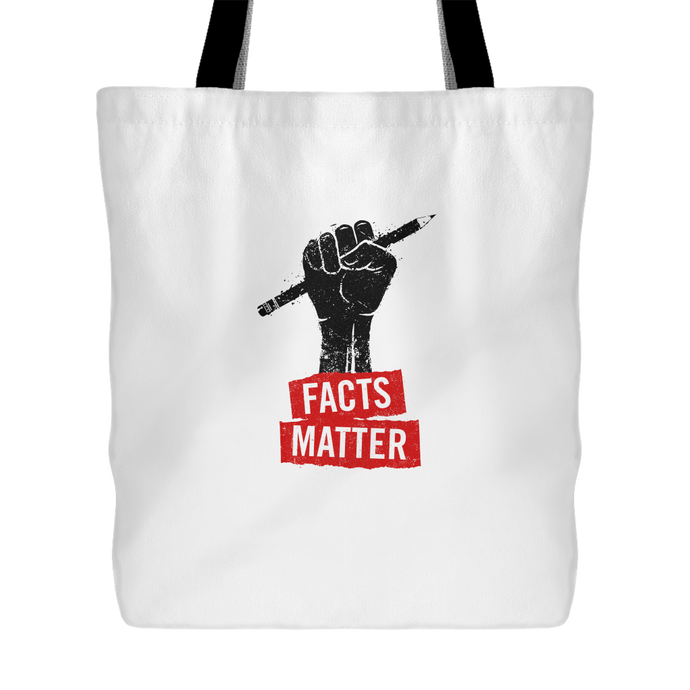 Facts Matter Tote